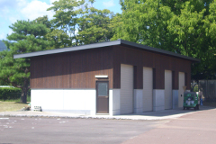 維新公園木造倉庫
